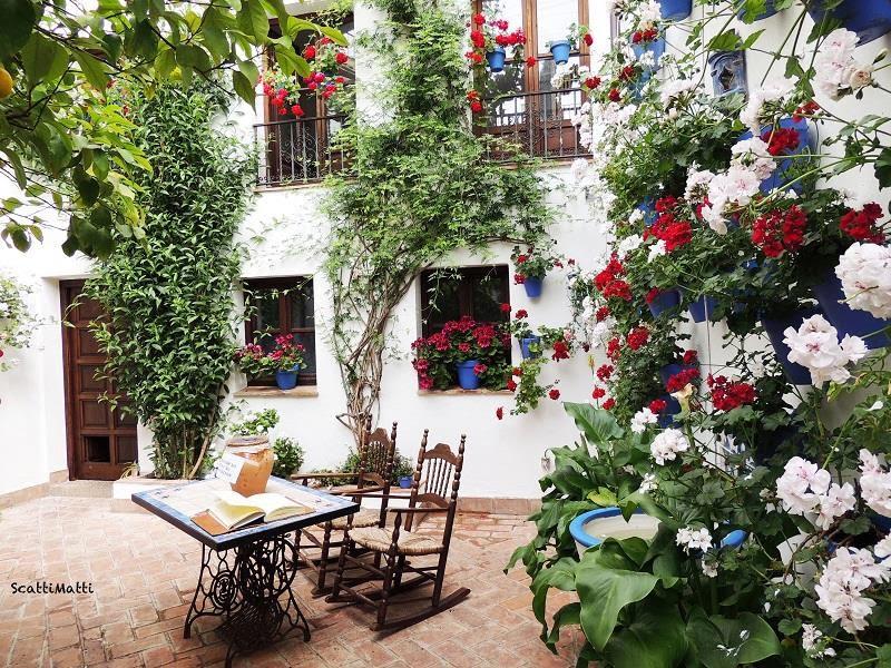 Las colecciones de mi vida ventanas y balcones patios andaluces - Imagenes de patios andaluces ...