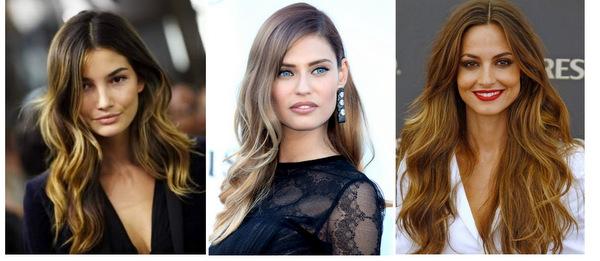 Nuestras cositas peinados de moda - Peinados de melenas largas ...