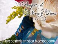 bouquets azul celeste morado guatemala