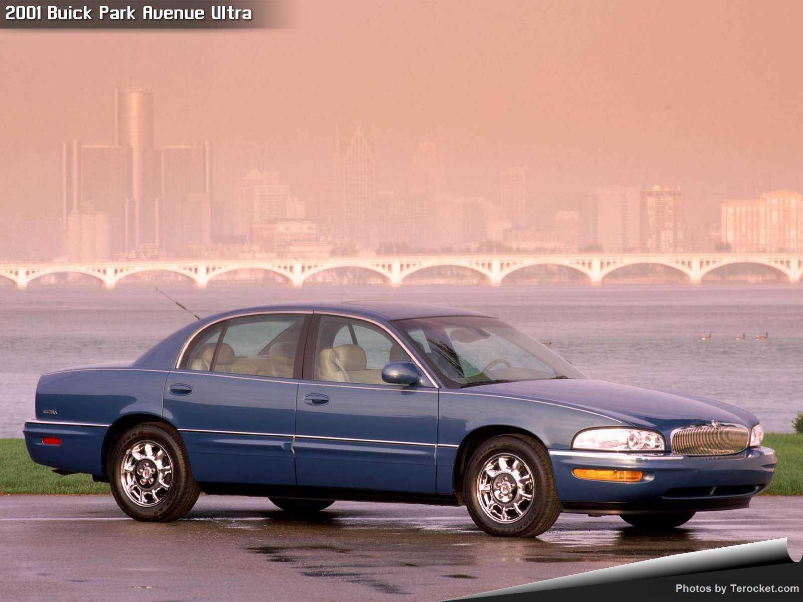 Hình ảnh xe ô tô Buick Park Avenue Ultra 2004 & nội ngoại thất