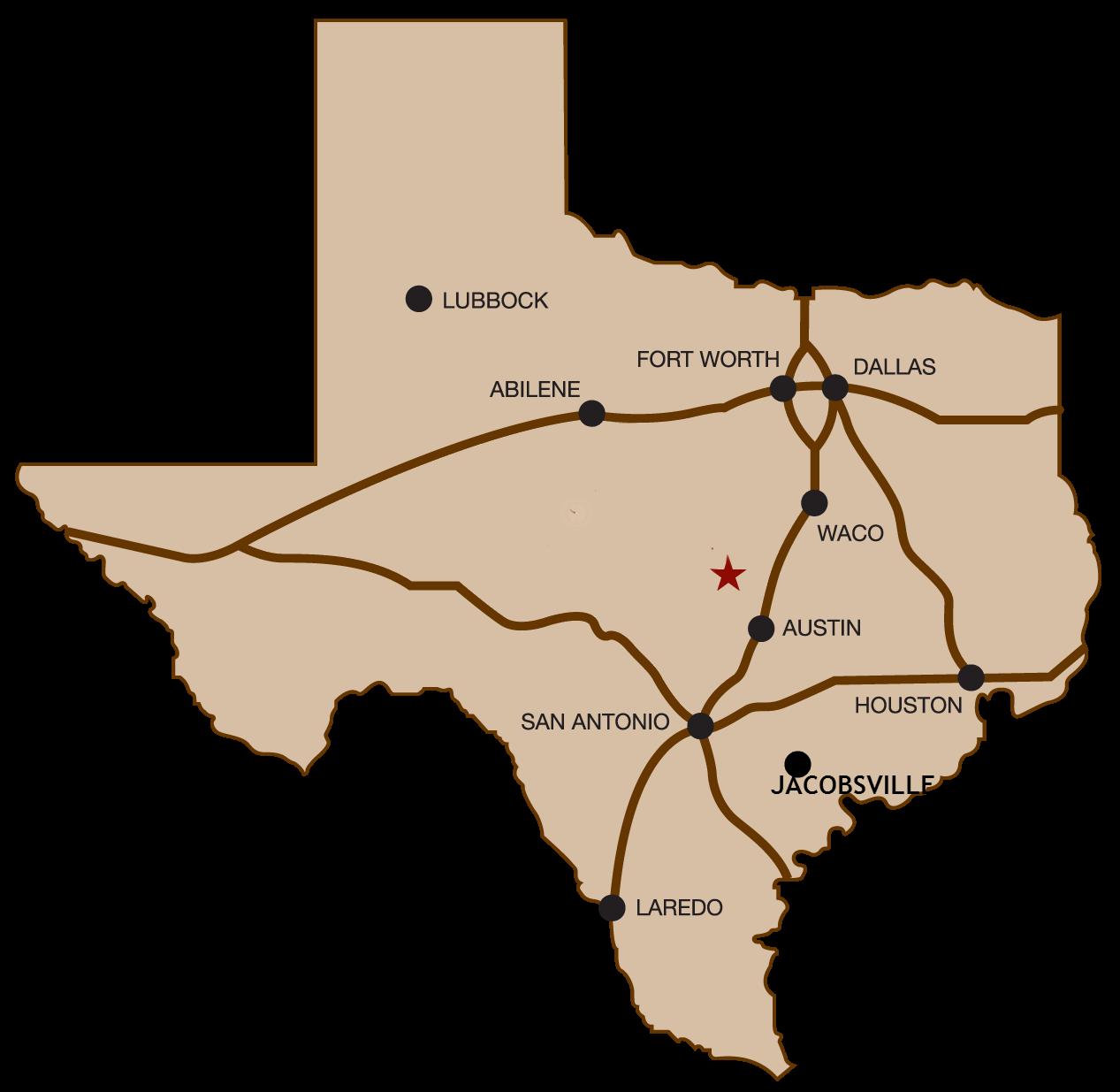 Homens do Texas