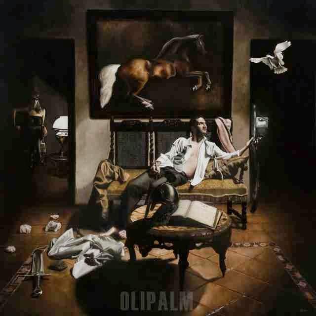 Аргентинский художник. Olipalm