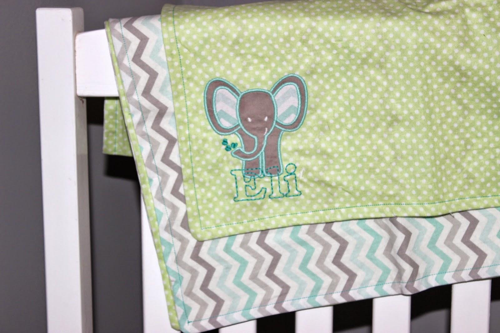 Diy Crib Bedding Hilltop Custom Designs