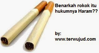 Rokok Hukumnya Haram (Apa Benar?)