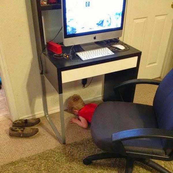 الاطفال لعبه الاختفاء