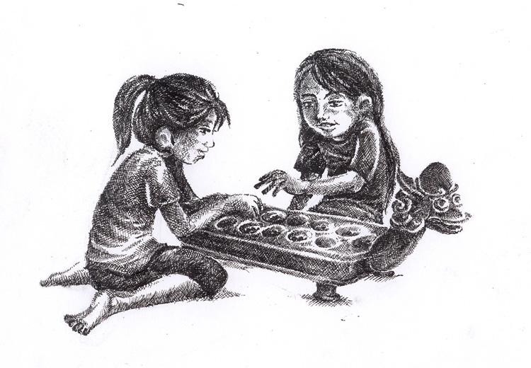Koleksiku Permainan Tradisional Yang Terlupakan