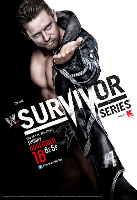 WWE Survivor Series (2012) PDTV 1.46GB
