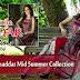 Khaddar Exclusive Mid Summer Collection 2013-2014 By Shariq Textile | Fall-Winter Khaddar Dresses