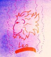 El ardiente e impulsivo Leo