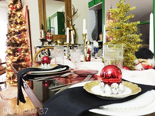 Christmas home tour blog hop 2015