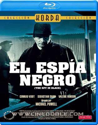 el espia negro 1939 720p espanol subtitulado El espía negro (1939) 720p Español Subtitulado