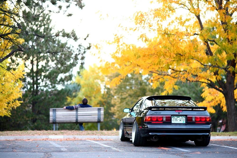 Mazda RX-7, FC, samochód z duszą, sportowe auto z japonii, JDM, tuning