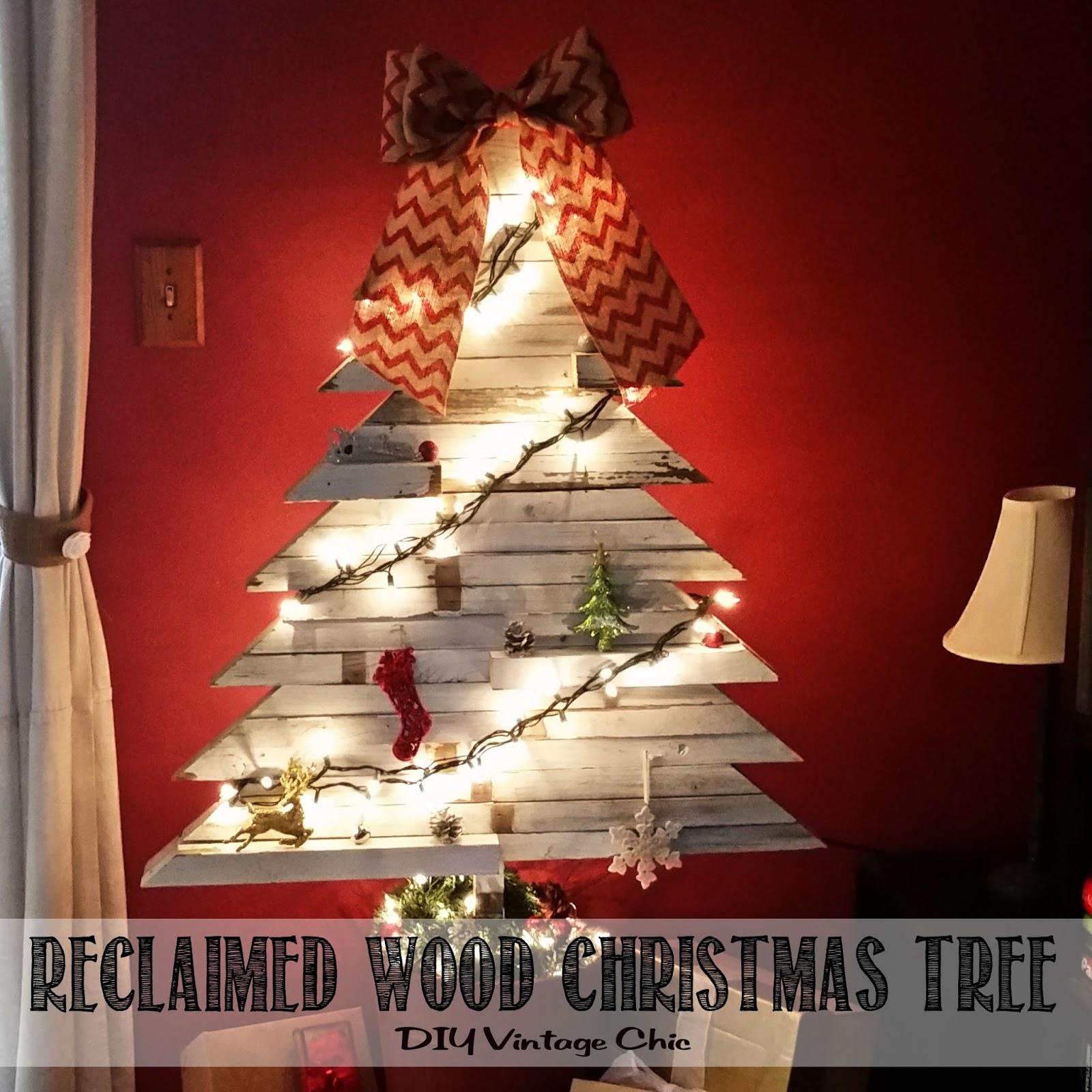 DVC Reclaim Wood Tree Cover