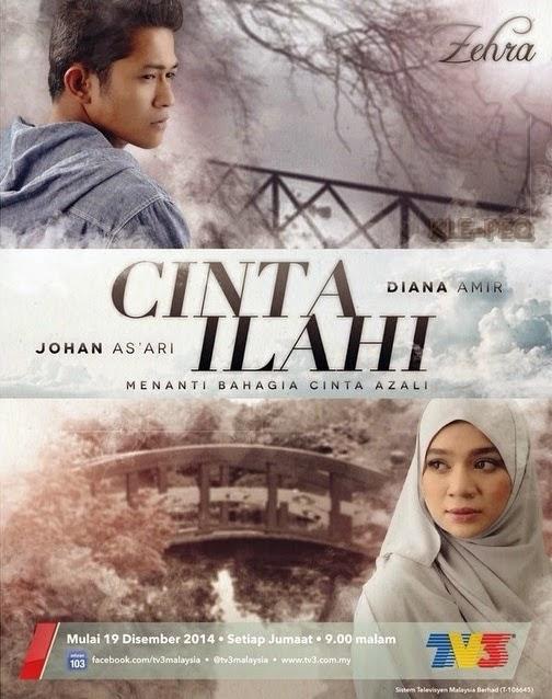 Drama Cinta Ilahi Slot Zehra TV3