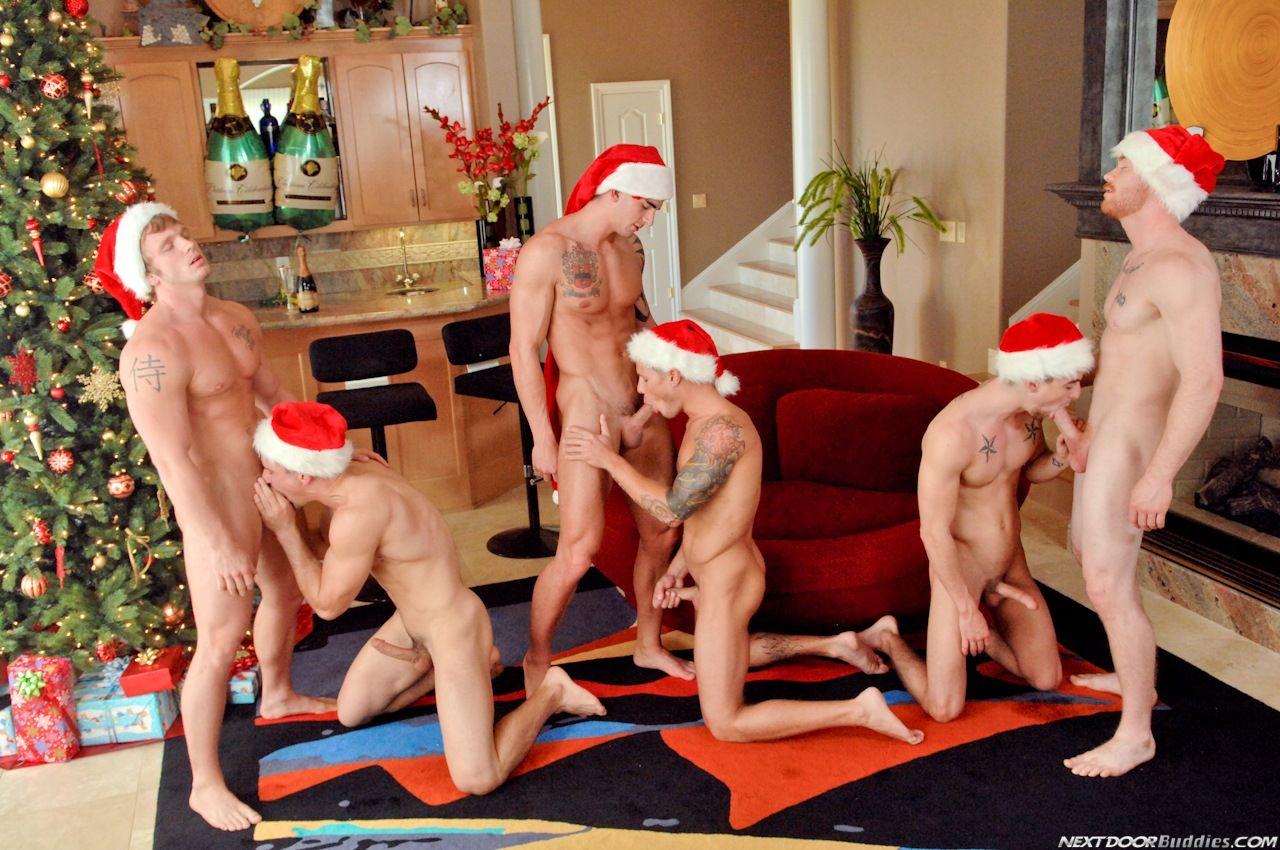 Especial De Natal Papais No Is Pelados Suruba Cena Ia