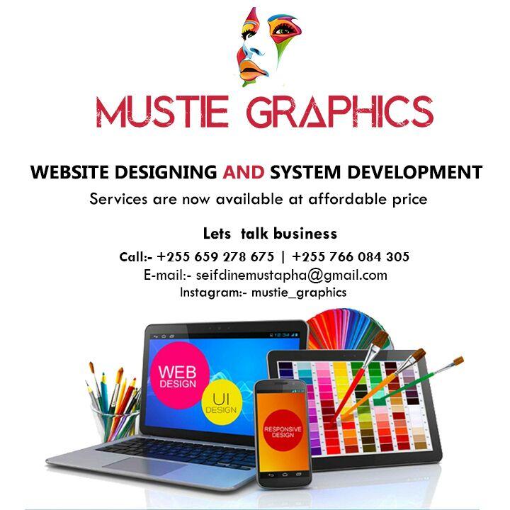 Mustie Graphics