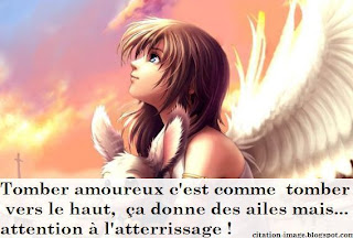 une image citation d'amour