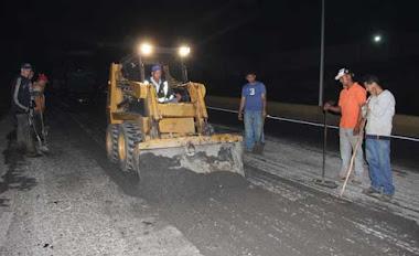 Gobierno regional restablece iluminación en los túneles