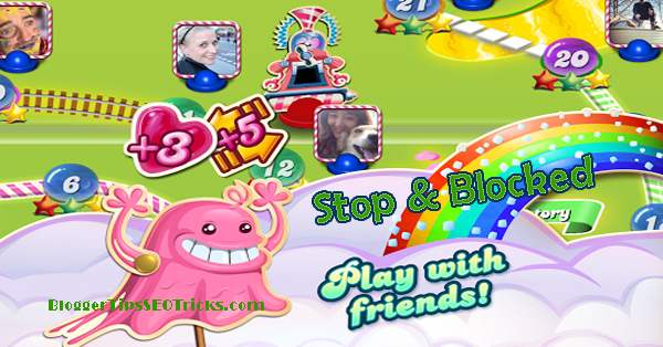 Block and Stop Candy Crush Requests on Facebook