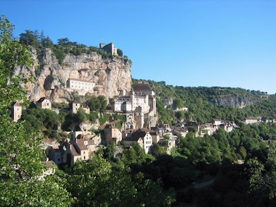 Spectacular Cliff-Side Villages by cool wallpapers at cool and beautiful wallpapers