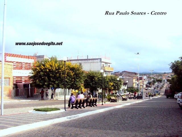 Rua Paulo Soares