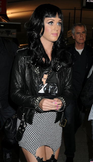 Katy Perry Latest Real Life Unseen Pictures 2011