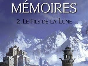 Le Puits des Mémoires, tome 2 : Le Fils de la Lune de Gabriel Katz