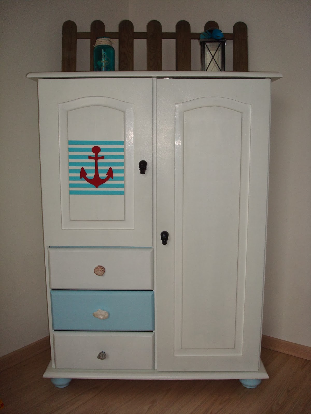 armoire enfant pirate