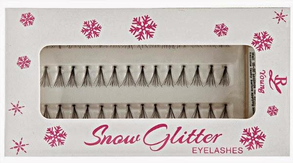 Rival de Loop Young Snow Glitter LE Eyelashes