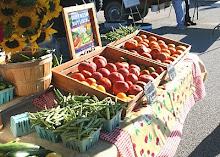 At market