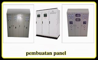 melayani pembuatan segala panel listrik