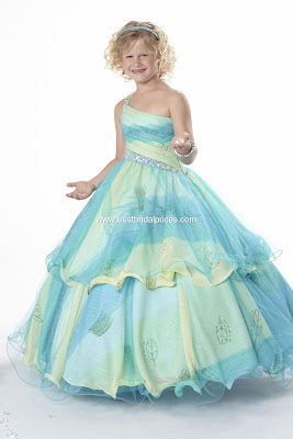 Tiffany Flower - Mädchenkleid - (Teil 2)
