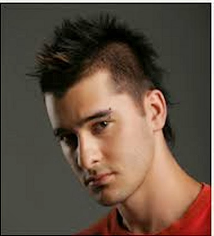 Trendy Mohawk Hairstyles Men Notonlybeauty