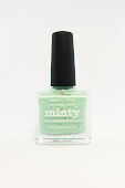 piCture pOlish Minty, My baby !