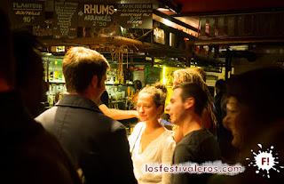 16. L'Excale es un bar de ron o Rhumerie en la frecuentada Rue des Blanchers. Un nuevo descubrimiento festivalero gracias al Festival Culture Bar-Bars.