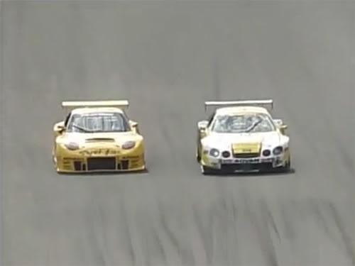 Toyota Celica, T20, JGTC, wyścigi, JDM, racing