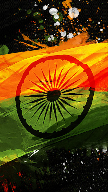 360x640wallpapers Indian Flag 360x640 Wallpapers