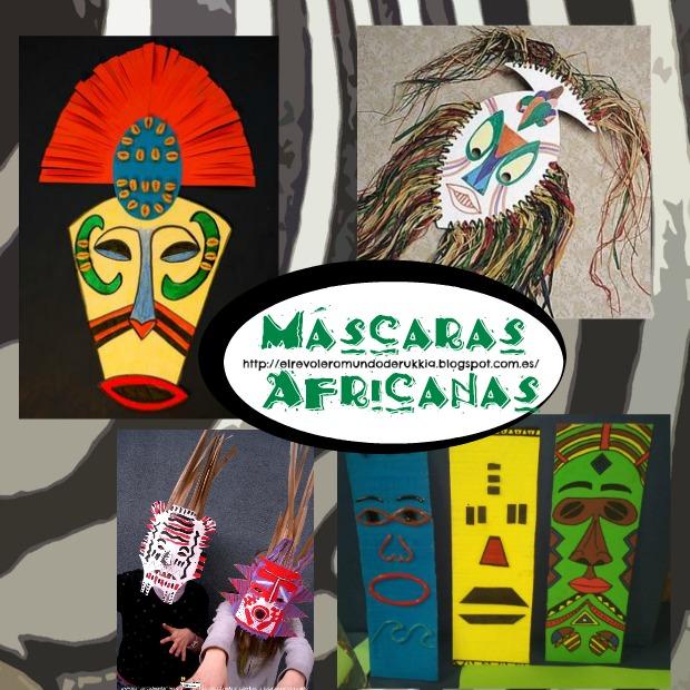 Máscaras.africanas.caseras