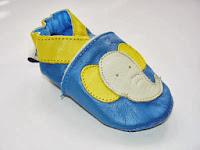 Elephant Baby Shoe