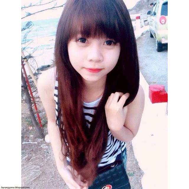 Thí sinh dự thi Nữ Hoàng Cổ Động Nguyễn Hoàng Xuân Như 1