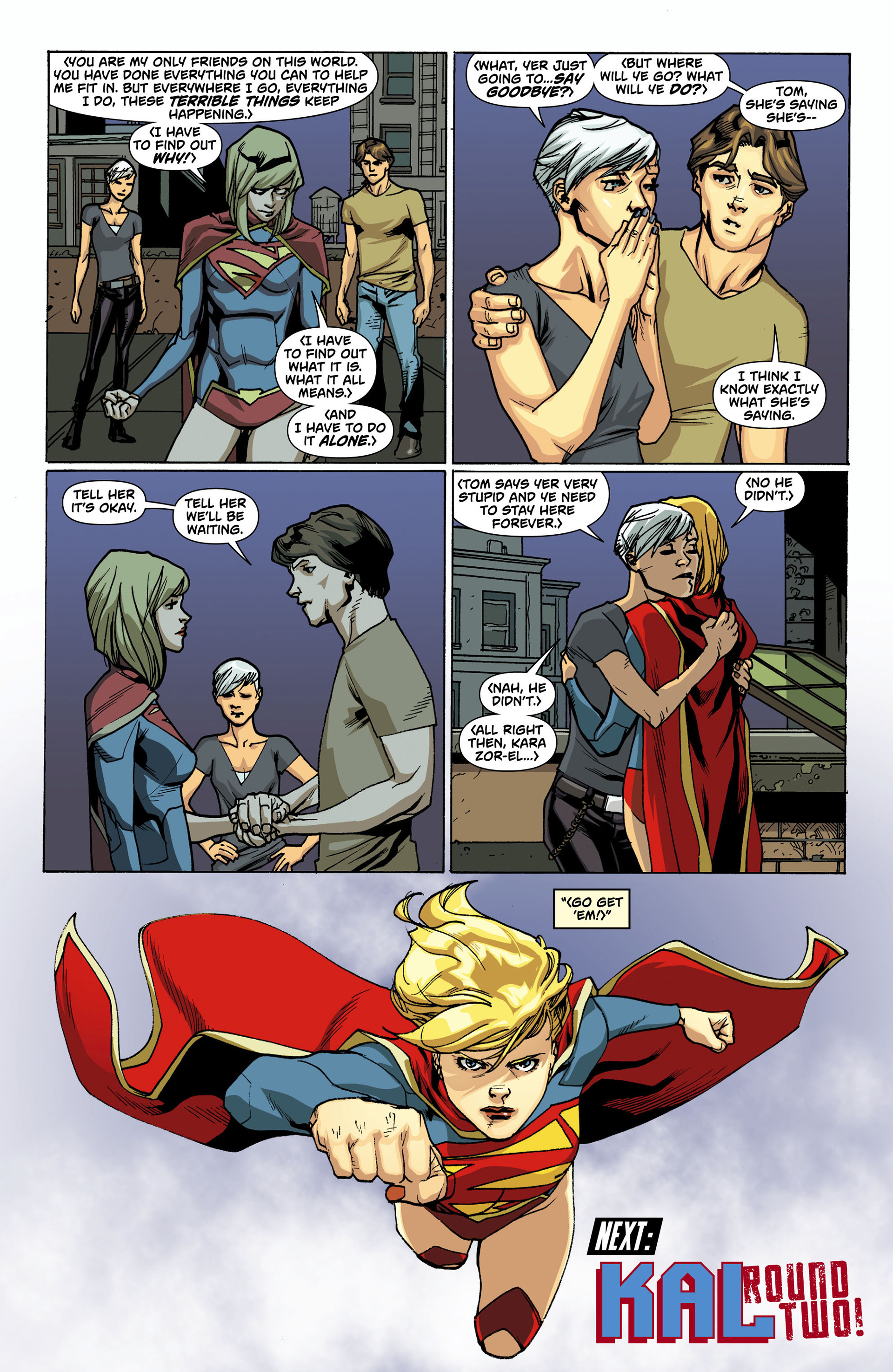 Supergirl (2011) Issue #11 #13 - English 21