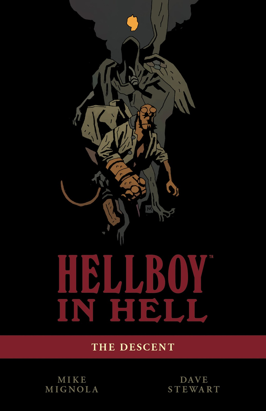 Hellboy In Hell issue TPB 1 - Page 1