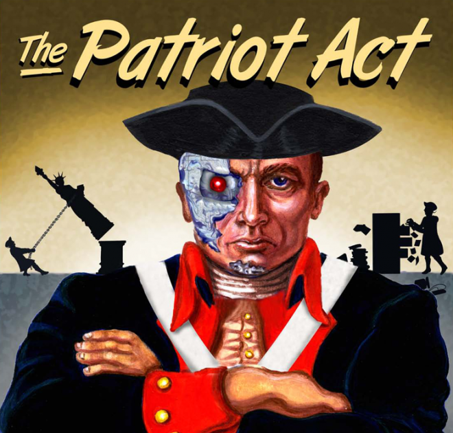 the patriot act is unconstitutional essay Patriot act essay 5 pages (1250 words) a patriot act is unconstitutional because the patriot act and related executive orders, regulations.