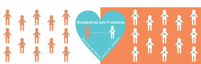 Bonequeiras sem Fronteiras | Bonecas de pano, amor de verdade.