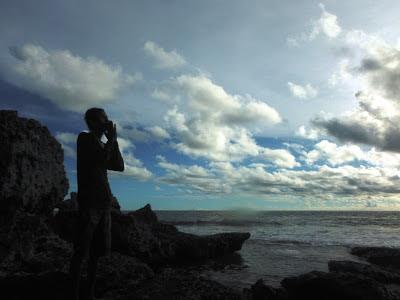 Ritualku, berdoa dan berharap akan tetap bisa menikmati alam
