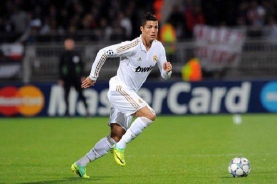 Sports Celebrity: Cristiano Ronaldo 2012