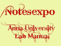 Anna university DSP lab manual for B.E EEE