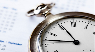 Waktu Menulis Blog