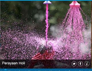 inovLy media : Perayaan Holi