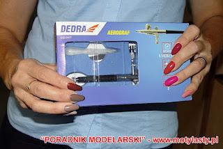 Aerograf DEDRA DED7477